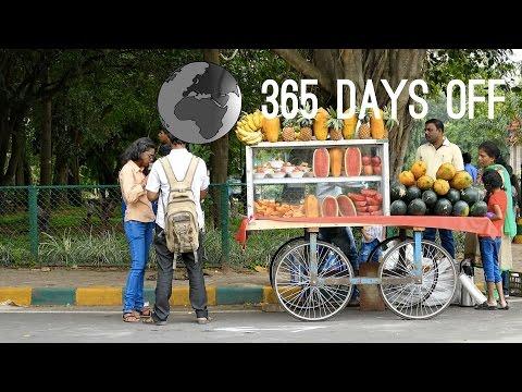 Episode 17 - India - Hyderabad & Bengaluru / 365 days off