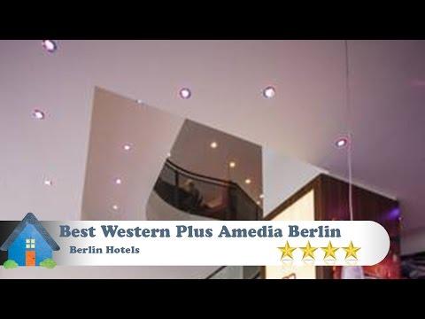 Best Western Plus Amedia Berlin Kurfürstendamm - Berlin Hotels, Germany