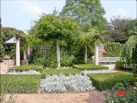 Garden Design Guru John Brookes a Landscape Design Legend YouTube
