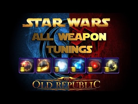 how to get tunings swtor