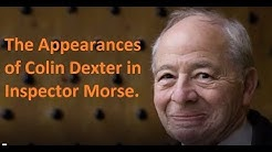 The Appearances of Colin Dexter in Inspector Morse.