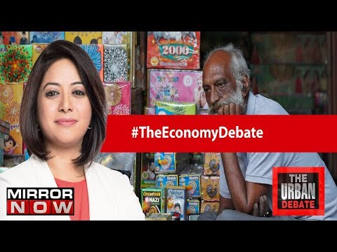 Decline in fresh investments, Is India's economy in trouble? | The Urban Debate With Faye D'Souza