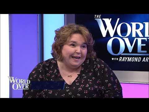 World Over - 2019-12-12 - Kathryn Lopez with Raymond Arroyo