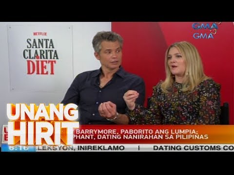 UnangHirit:Lyn Ching's exclusive interview withDrew Barrymore