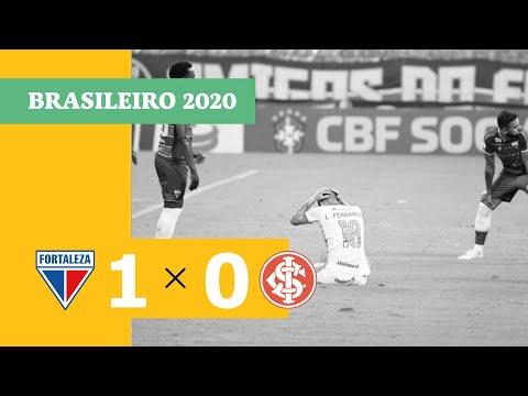 Fortaleza 1 x 0 Internacional - Gol - 19/09 - Brasileirão 2020