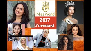 INDONESIA LEADS!!An Asian MIGHT Win Miss World 2017!!. Robato Forecast.