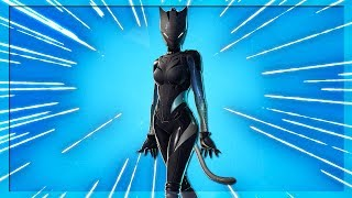🔴 *NEW* BLACK LYNX SKIN! WEEK 8 CHALLENGES // FORTNITE BATTLE ROYALE