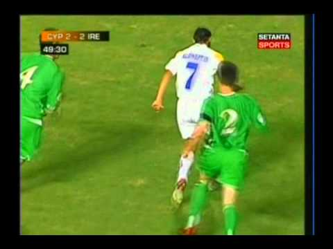 2006 (October 7) Cyprus 5-Republic of Ireland 2 (EC Qualifier).avi