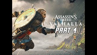 ASSASSIN'S CREED VALHALLA Walkthrough Part 4 - The King