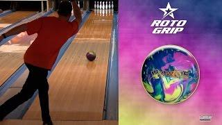 Roto Grip Hy-Wire Bowling Ball by Scott Widmer, BuddiesProShop.com