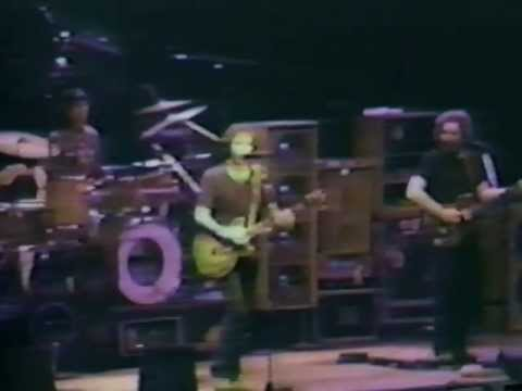Grateful Dead 8-29-82 Seattle Center Coliseum Seattle WA