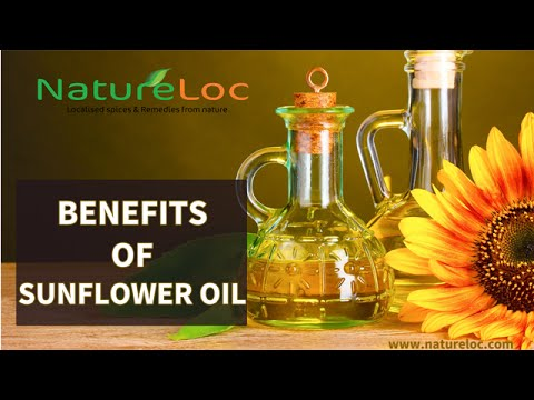 Things You Didn't Know About Sunflower Oil & Health Benefits of Sunflower Oil
