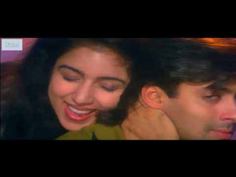 Saathiya Tune Kya Kiya Full  HD Video Song (Love)  Salman Khan, Revathi Menon