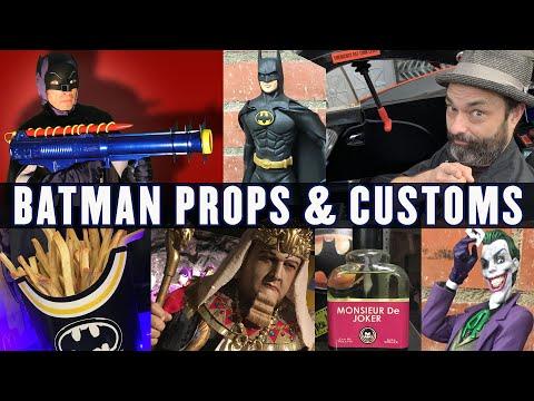 Batman Customs And Prop Replicas | Pat The Batman Fan