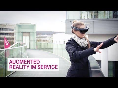 Social Media Post: Augmented Reality im Arbeitsalltag - Netzgeschichten