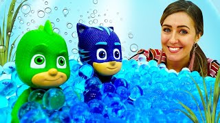 PJ Masks heroes en pijamas. Guardería Infantil el Segundo Turno thumbnail