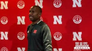 Nebraska Football: Troy Walters Talks Nebraska's Offense, Colorado and More