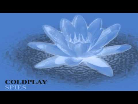 Coldplay - Spies (official instrumental)