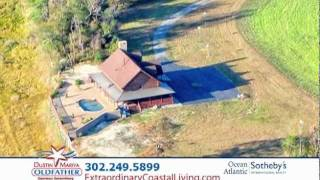 Delaware Real Estate For Sale & Homes for Sale Milton Delaware Farm ~ Oldfather Group