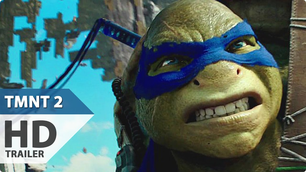 Teenage Mutant Ninja Turtles 2 Trailer 2 2016 Youtube