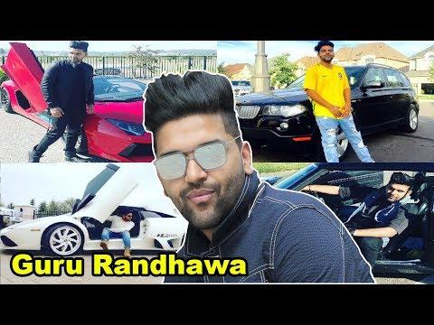 guru-randhawa-cars-collection-★2018