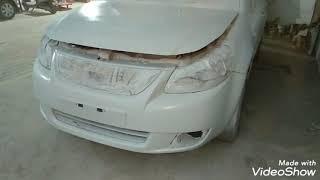Maruti Suzuki sx4 full dent paint Perl White