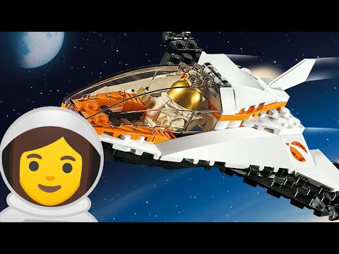 LEGO SPACE GAME (How To Build) LEGO City Explorers - [iOS - Android]