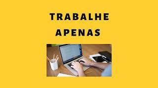 DIGITADOR DE MARKETING HOME OFFICE \ TRABALHANDO EM CASA NA INTERNET \ TRABALHAR EM CASA 2019 \ 2020