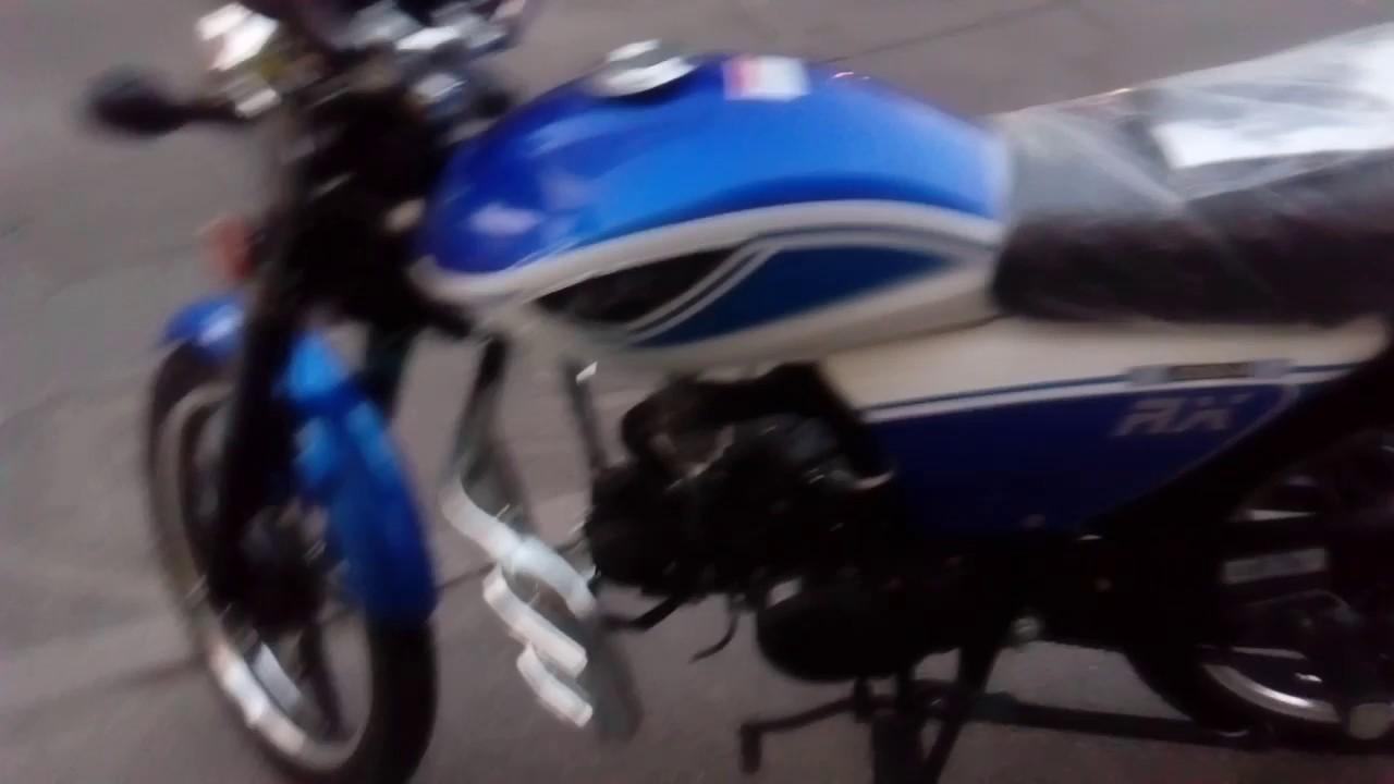Мотоцикл Мопед SIGMA Sport - YouTube