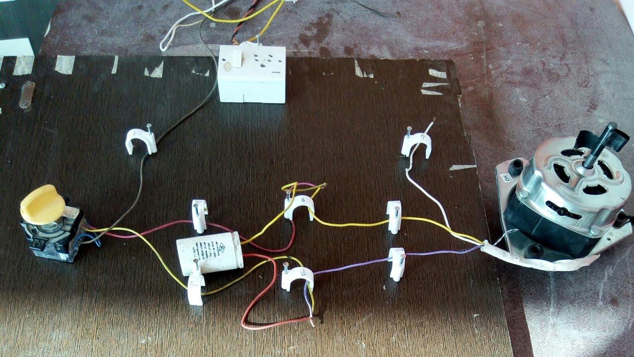 ▶️ washing machine wiring full detail / timer connection - youtube  youtube