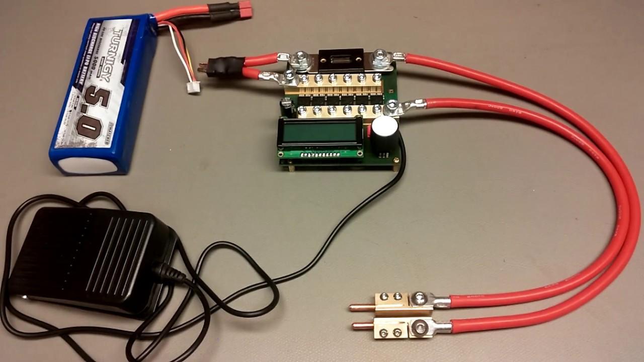 capacitive discharge welder wiring diagram [ 1280 x 720 Pixel ]