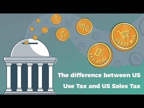 Difference Between Use Tax And Sales Tax In The US