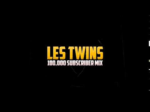 Les Twins Music Mix 100K Special YouTube