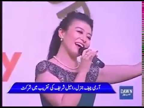 China and Pakistan's Singers Performs on Gwadar Port Opening Ceremony