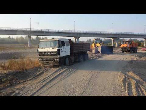 Raba Izvlacenje Kamion Truck 6x6
