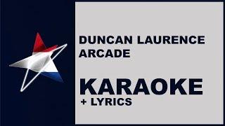 Duncan Laurence - Arcade (Karaoke) Netherlands - Eurovision 2019