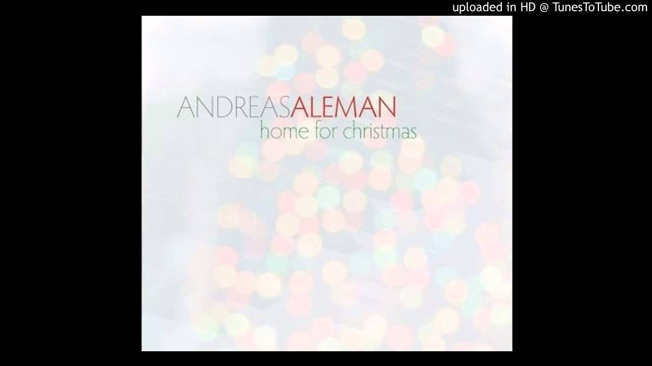 Andreas Aleman - Celebrate the Season (featuring Michael McDonald ...