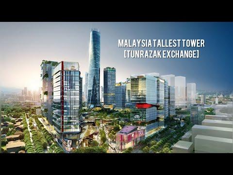 Malaysia Tallest Tower (TUN RAZAK EXCHANGE)