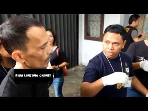 Bekuk Bandar Narkoba Jaringan Aceh- Medan di Kota Duri - Riau Lantang Chanel