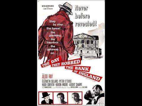 Ver El robo al banco de Inglaterra en Español