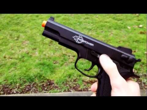 Airsoft Gun - Pistol .45