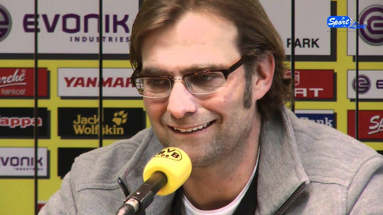 Borussia Dortmund: Pressekonferenz vor dem Spiel gegen 1899 Hoffenheim (26.01.2012) Teil 2