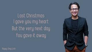 Last Christmas - Delon & Save Your Day (Lirik)