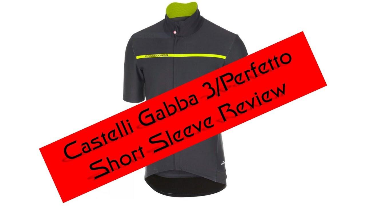 b6c01a651 CASTELLI GABBA 3 PERFETTO SHORT SLEEVE JERSEY