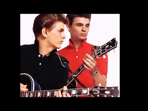 The Everly Brothers // Love Hurts (both versions)