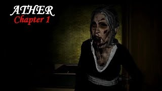 Ather: Chapter 1 Playthrough Gameplay (indie horror Game)