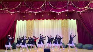 "Download Танец ""Мэри Поппинс""  исп. коллектив ""Совершенство"" Mp3 and Videos"