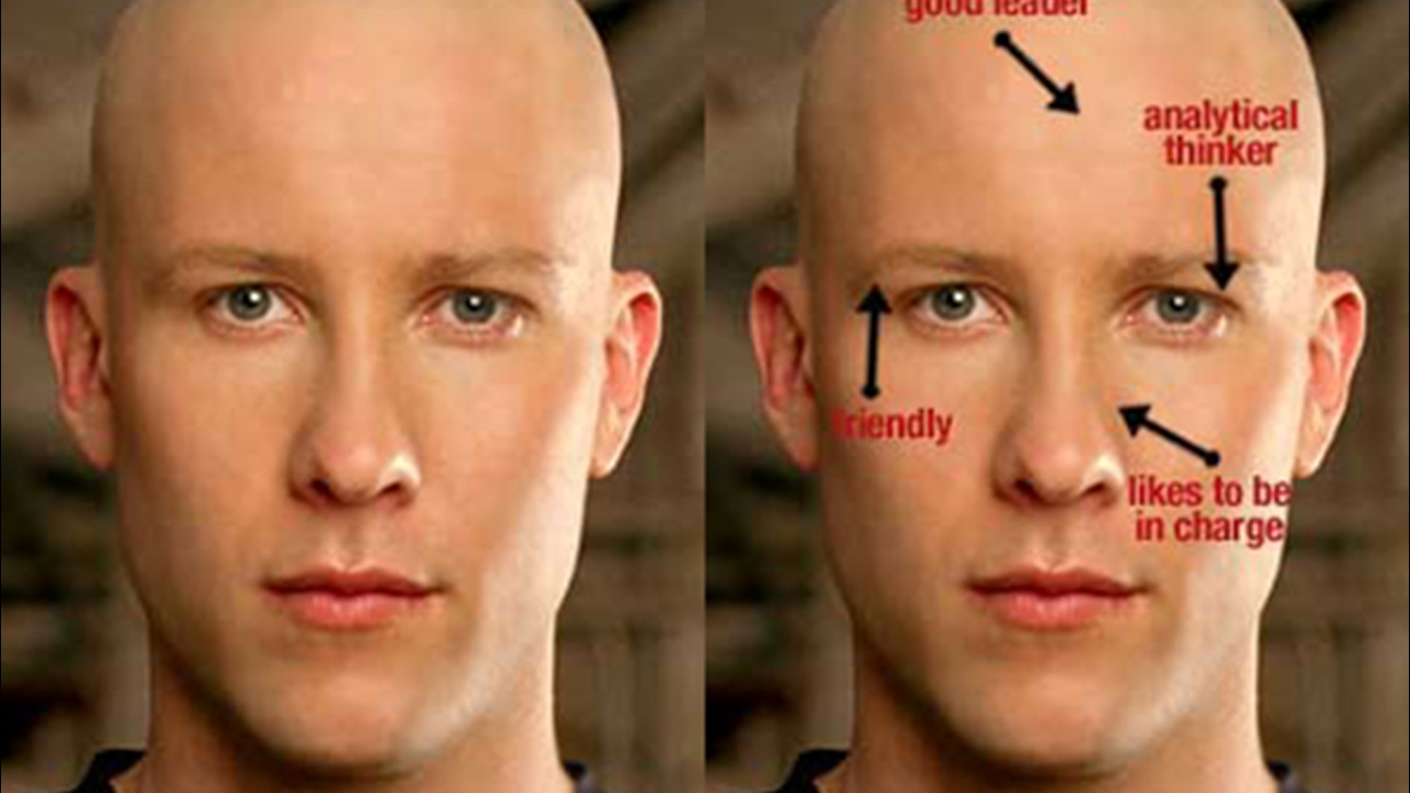 Face Reading, Free Chinese Physiognomy Techniques to Know ...