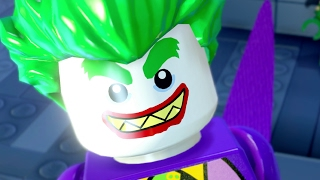 The LEGO Batman Movie Story Pack - Part 3 - Arkham Attack