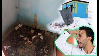 Содержание придорожных туалетов обходится в 131 млн. Водители в шоке